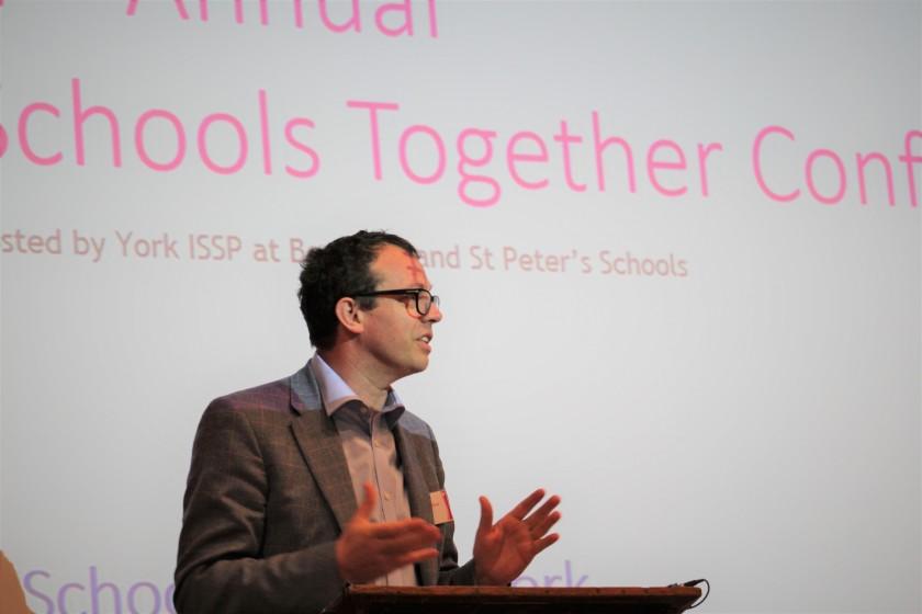 Tom Arbuthnott School Together 2018
